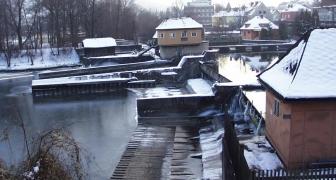 Kraftwerk Leoben