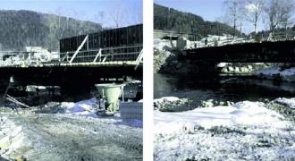 Murbrücke Prettachfeld/Hinterberg