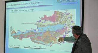 """Universität Salzburg: Vorlesung """"Hydrogeologie - Einführung"""""""