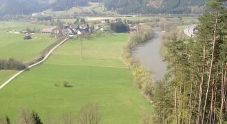 St. Michael, Brunnen Steirermilch