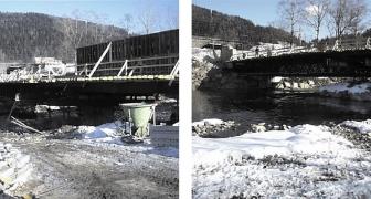 Murbrücke Leoben/Prettachfeld