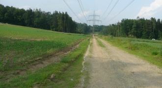 380 kV Power line in Styria